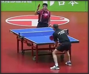 Table Tennis Fun Time