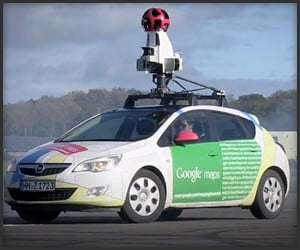 Top Gear Track Google Street View