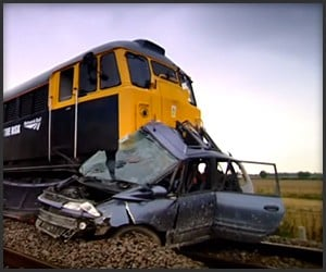 Top Gear: Train vs. Car