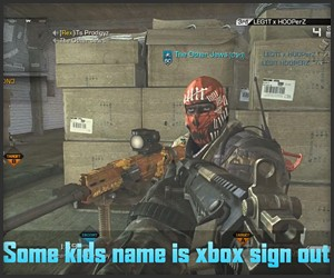 Xbox One Sign Out Prank