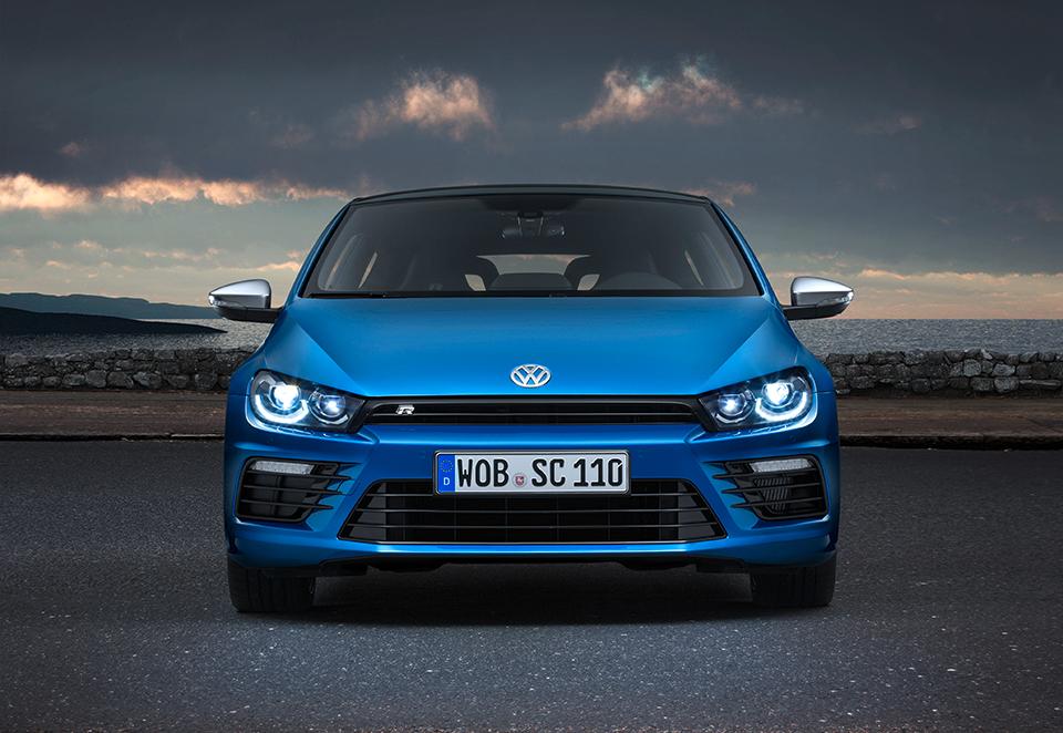 2014 Volkswagen Scirocco