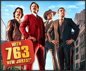Anchorman 2 Super-Sized Version