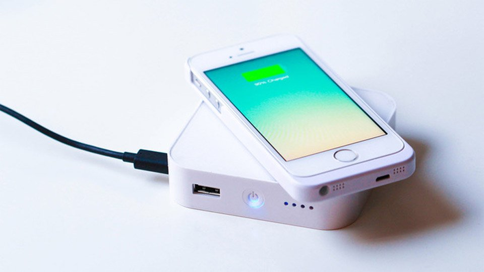 Ark Portable Wireless Charger
