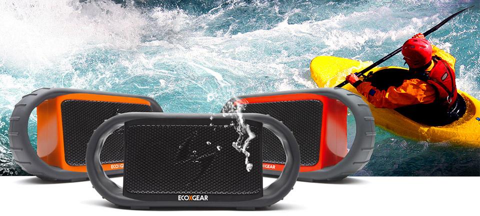 EcoXBT Bluetooth Speaker