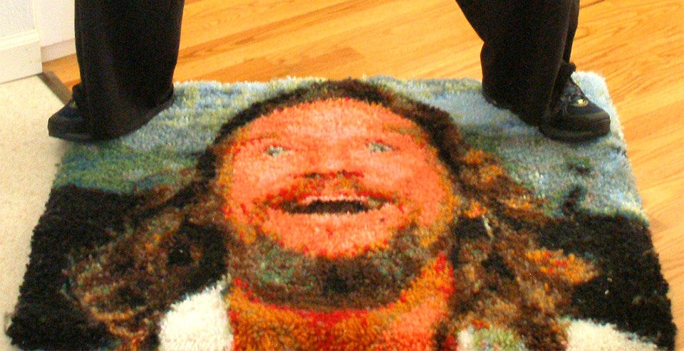 Big Lebowski Dream Rug