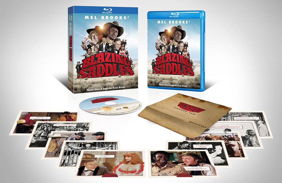 Blazing Saddles: 40th Anniv. Ed.