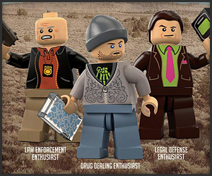 Breaking Bad Minifigs 2