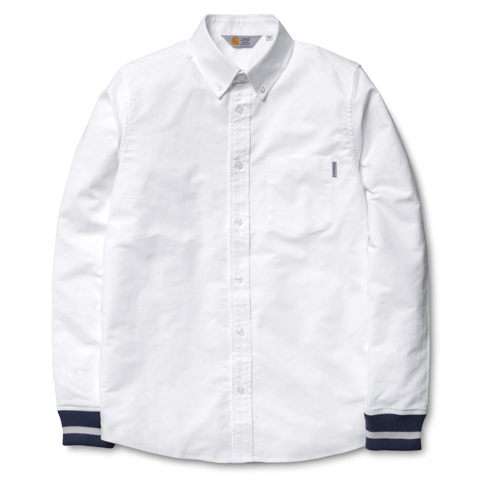 Carhartt WIP Oxford Rib Shirts