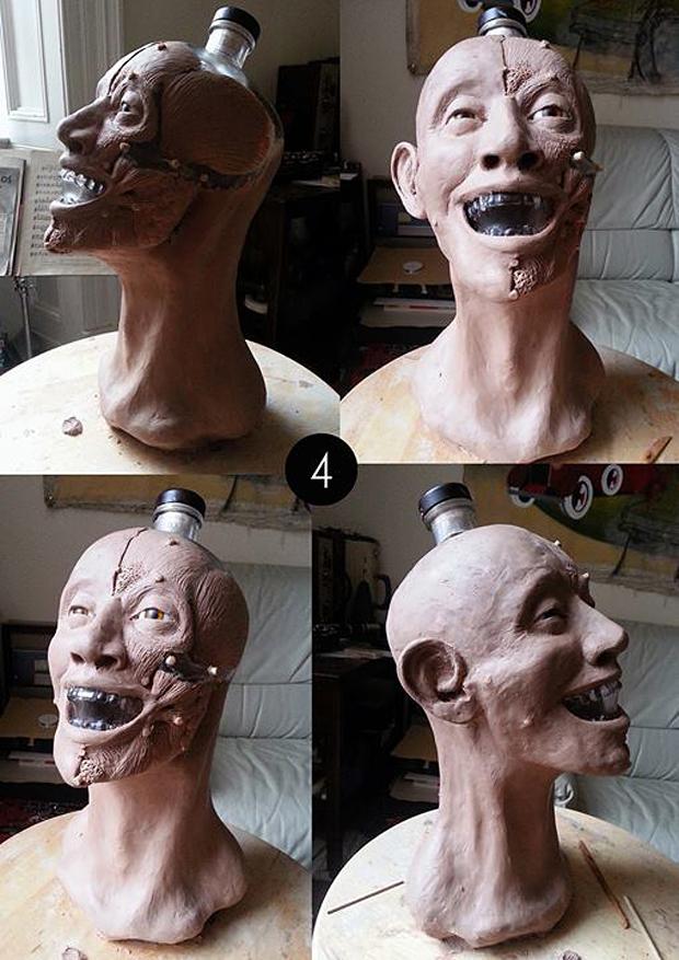 Crystal Head Vodka Face