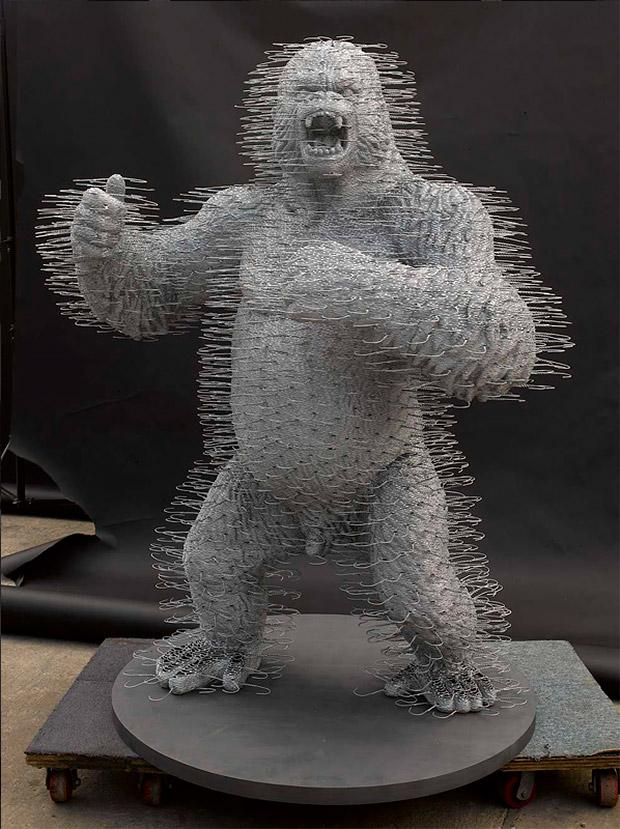 Coathanger Sculptures