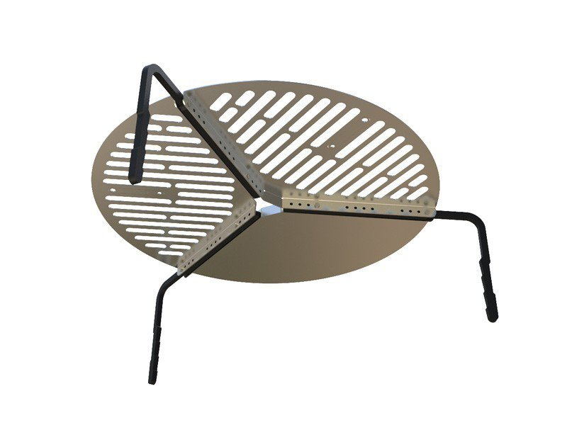 Front Runner Spare Tire BBQ Grate