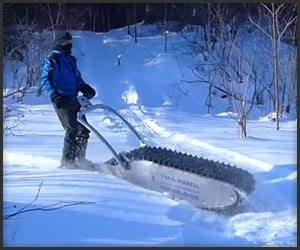 MTT-136 All Terrain Sled