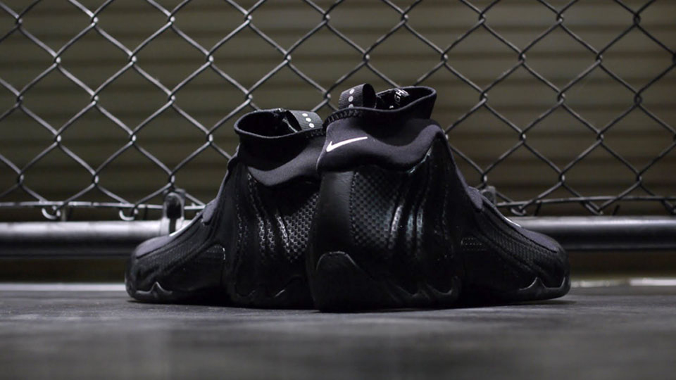 Nike Air Flightposite Carbon Fiber