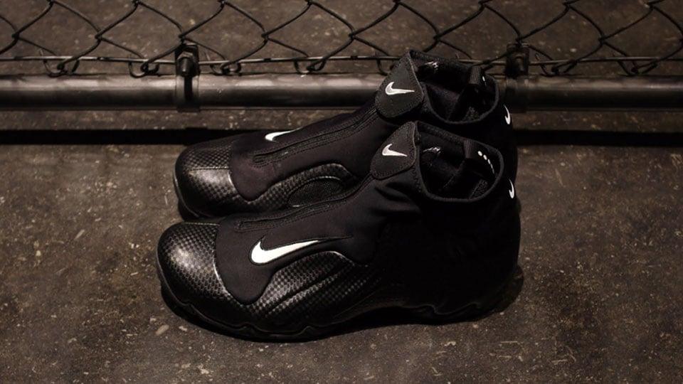 Nike Air Flightposite Carbon Fiber