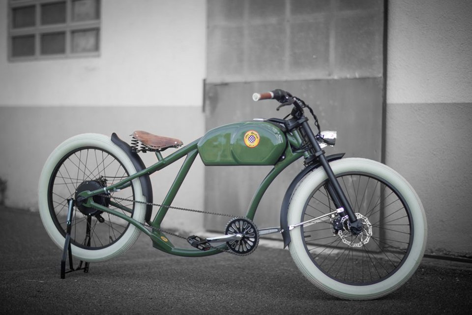 oto cycles electric bicycles the awesomer. Black Bedroom Furniture Sets. Home Design Ideas