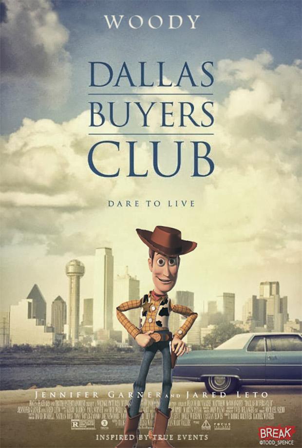 Pixar Academy Award Nominees