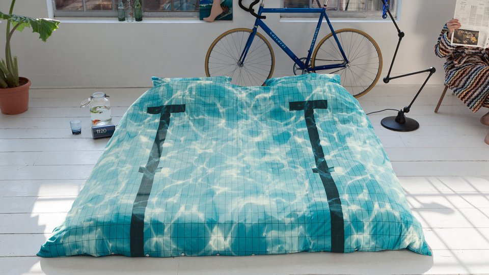 Snurk Pool Bedding