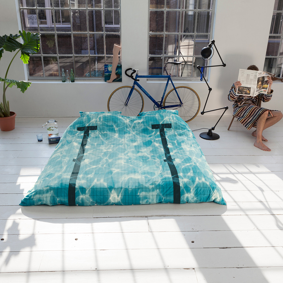 Snurk Pool Bedding