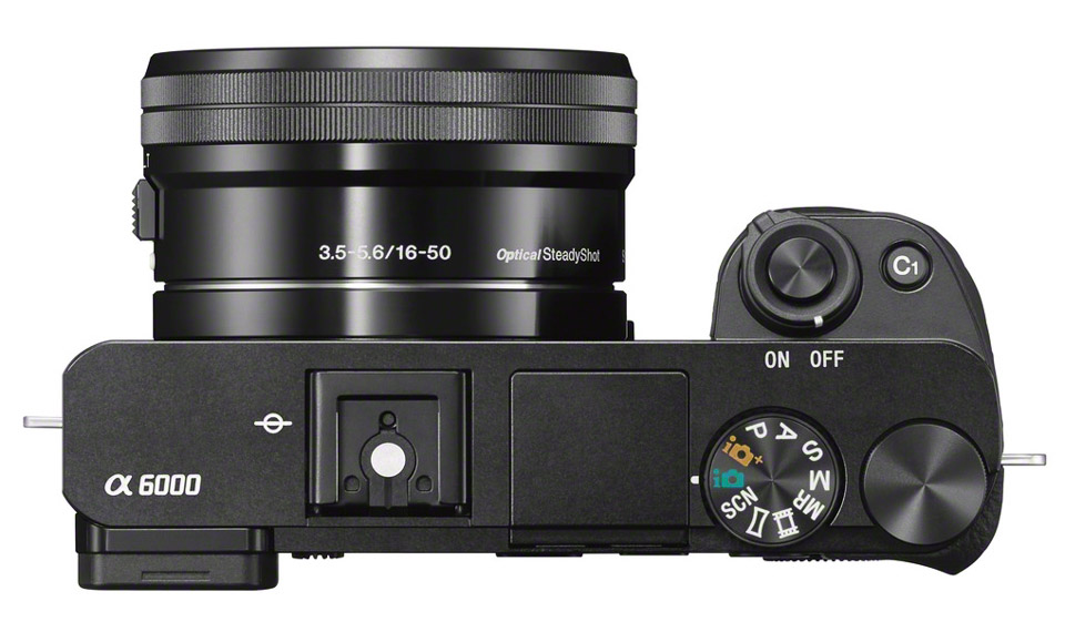 Sony Alpha α6000 Camera