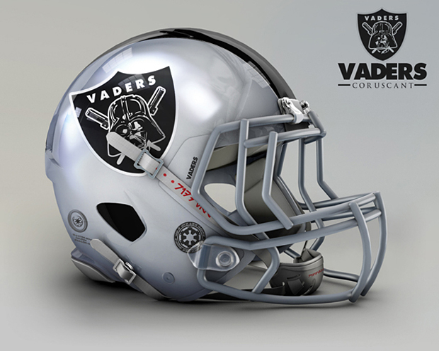 Star Wars x NFL