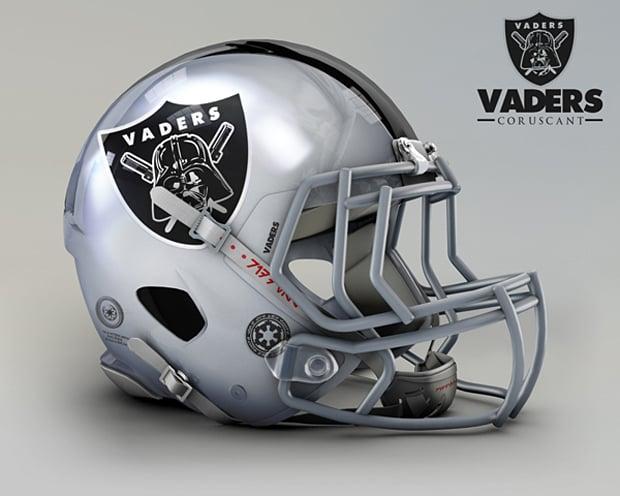 Star Wars x NFL