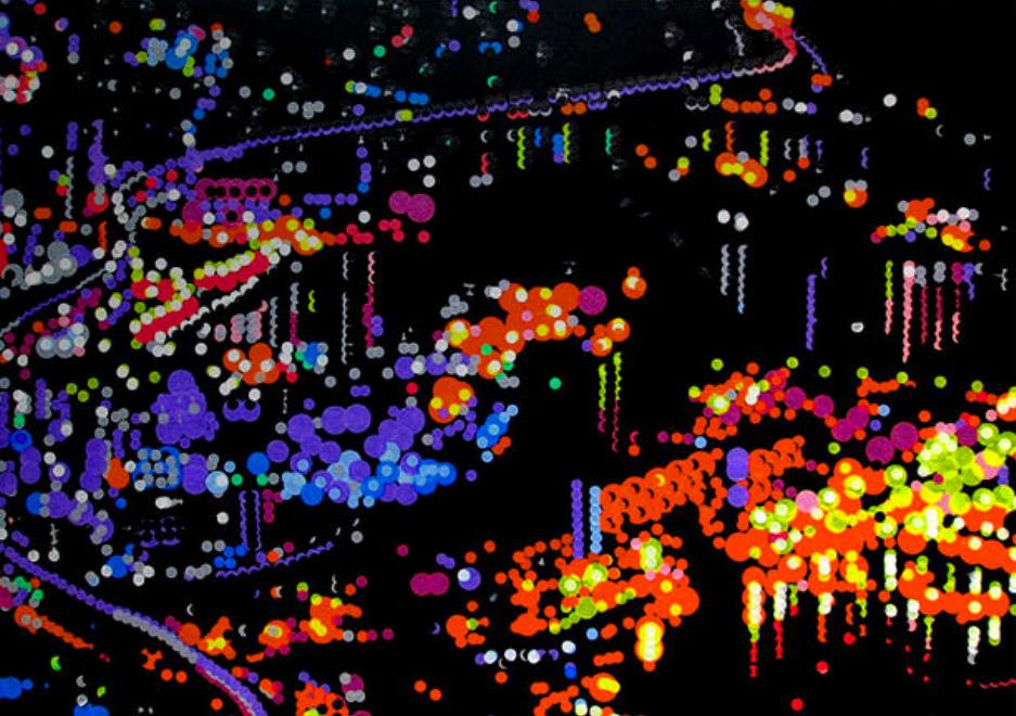 Sticker Cityscapes