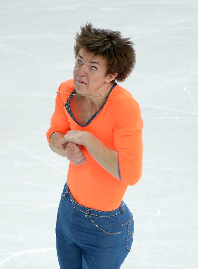 The Grace of Figure Skating
