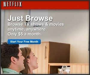 Netflix Browse Endlessly Plan