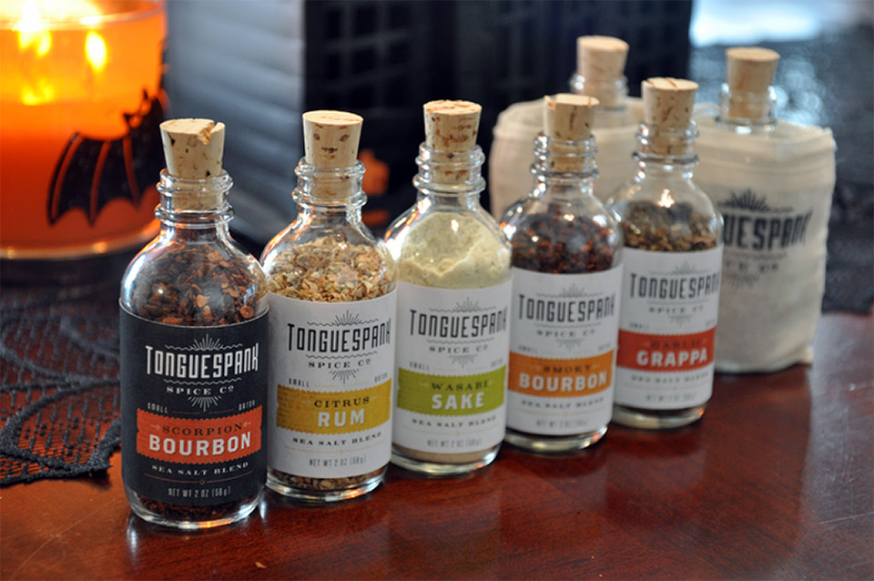 TongueSpank Spices