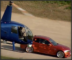 Top Gear: Movie Car Chase