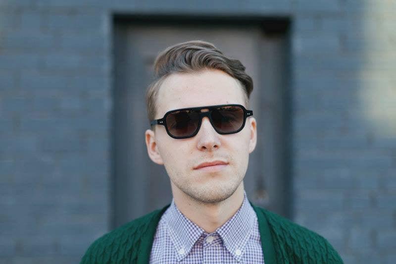 Vinylize Record Eyeglasses