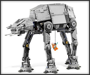 Walking LEGO AT-AT Kit