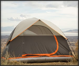 Aesent Cushioned Tent