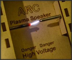 The ARC Plasma Speaker