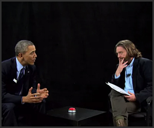 Between Two Ferns: Pres. Obama