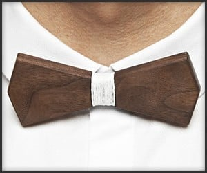 BÖ Wooden Bow Ties