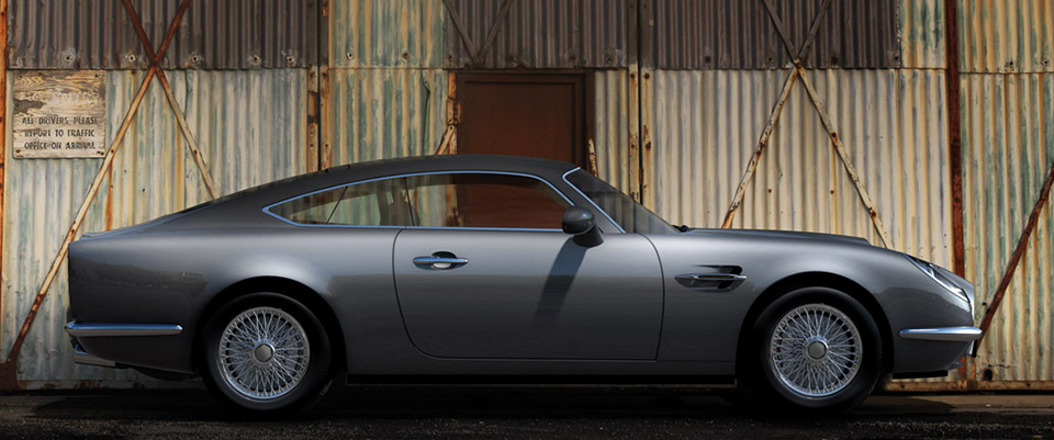 David Brown Speedback GT
