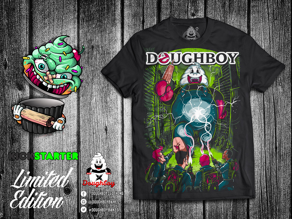 Doughboy T-Shirts & Toys
