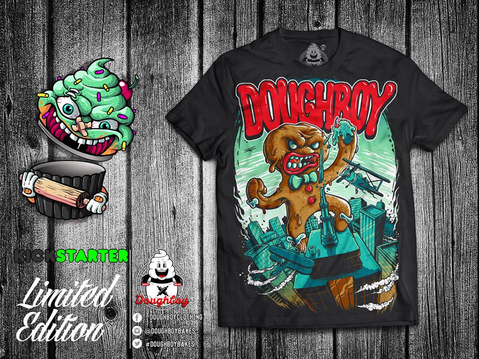 Doughboy T-Shirts & Toys