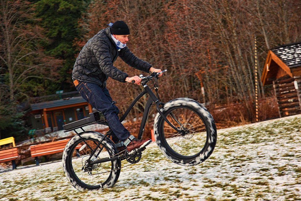 Element Electric Fat Bike