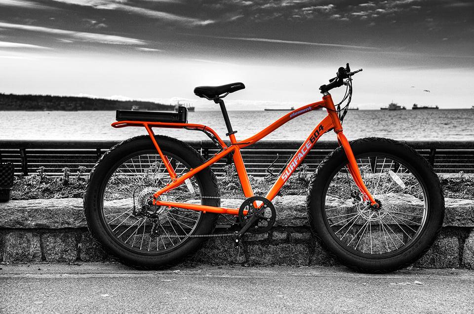 Element Electric Fat Bike