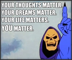 Heal Yourself, Skeletor