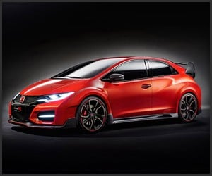 Honda Civic Type R Concept