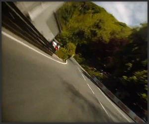 Insane Isle of Man TT POV
