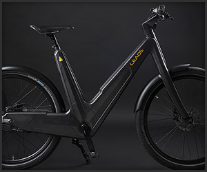 Leaos Urban Electric Bike