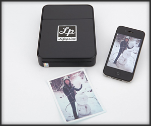 LifePrint Wireless Photo Printer