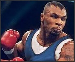Mike Tyson x Street Fighter