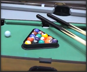 Cool Pool Tables >> Cool Pool Tables On The Awesomer