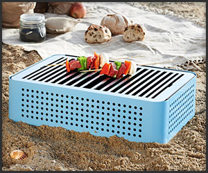 Mon Oncle Portable Grill