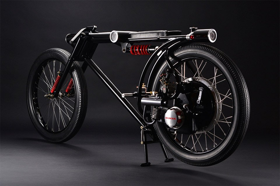 Security Camera Motorcycle